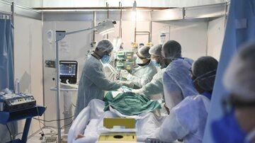 Szpital w Rio de Janeiro