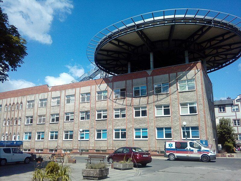 Szpital w Zielonej Górze