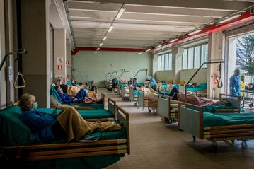 Szpital we Włoszech