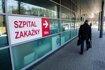Szpital zakaźny w Gdańsku, zdjęcie ilustracyjne