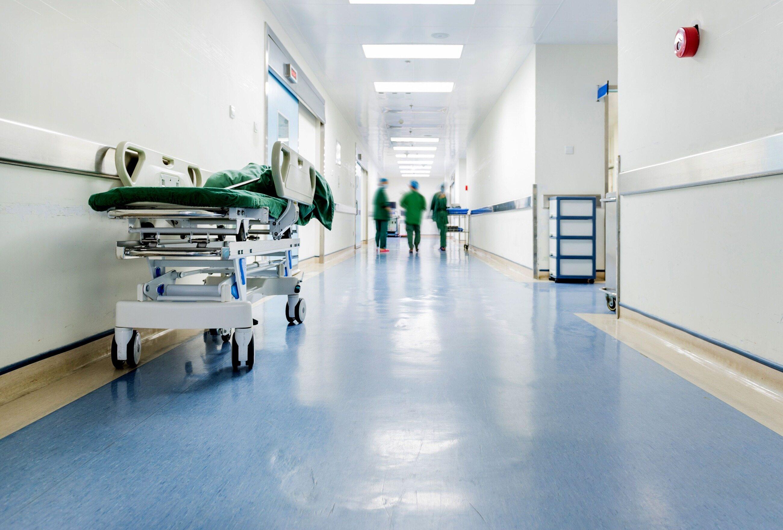 Szpital, zdj. ilustracyjne