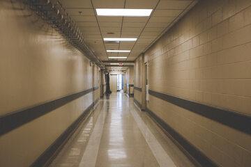 Szpital, zdjęcie ilustracyjne
