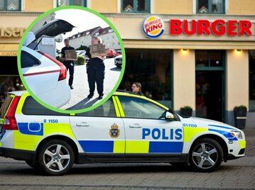 Szwecja. Więźniowie zażądali pizzy z kebabem