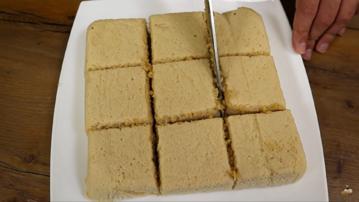 Szybki przepis na zdrowe ciasto z 2 składników