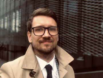 Szymon Janiak, szef funduszu venture capital Czysta3.vc
