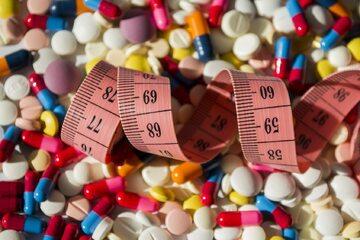 Tabletki, odchudzanie