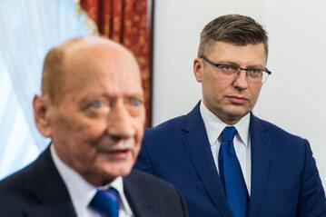 Tadeusz Ferenc i Marcin Warchoł