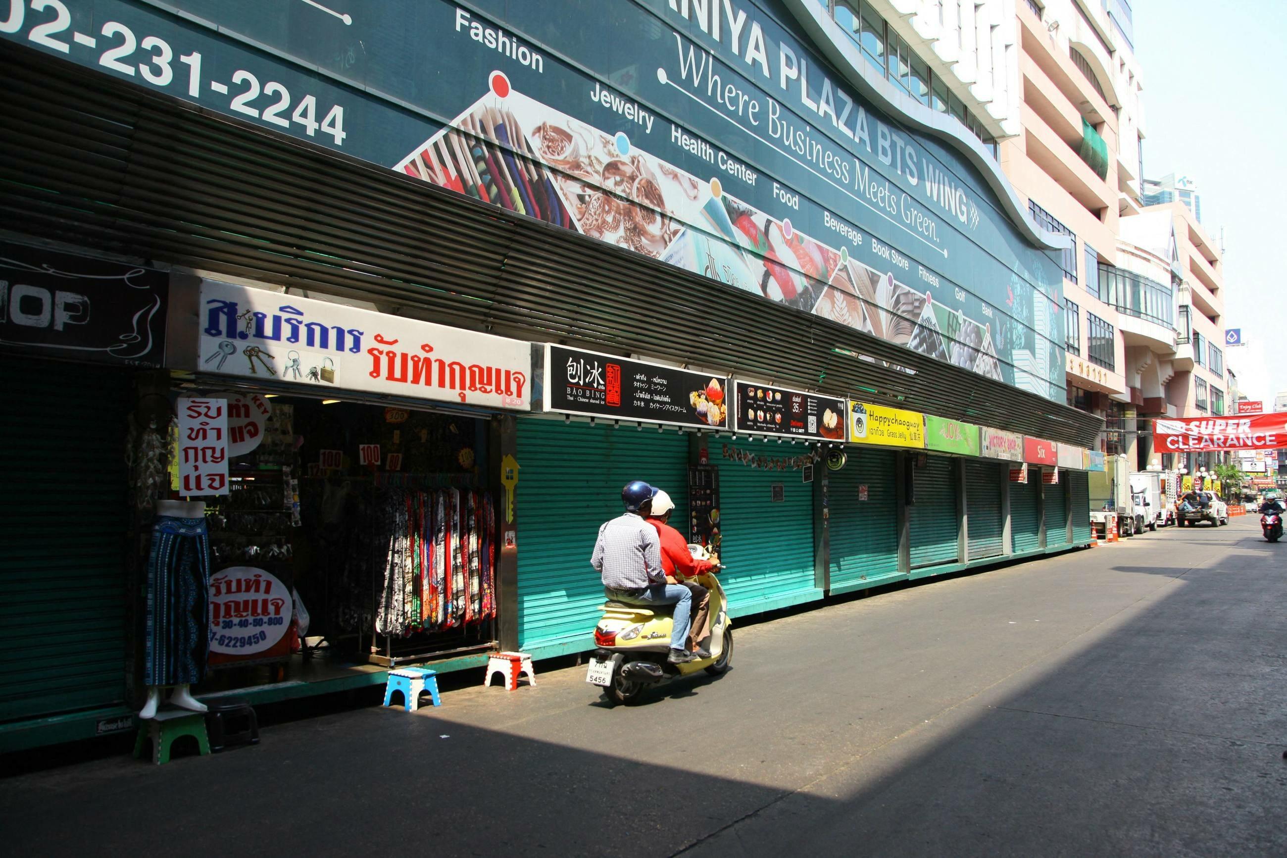 Tajlandia w trakcie epidemii koronawirusa