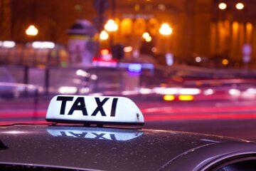 Taksówka, zdjęcie ilustracyjne