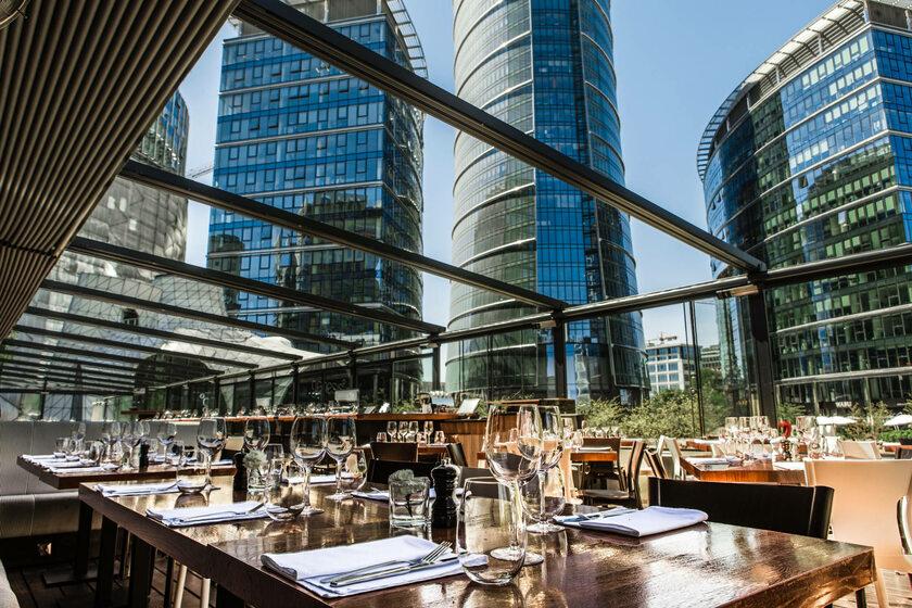 Tarasola Elegancy, STIXX Bar&Grill, Warszawa
