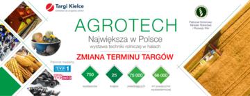 Targi Kielce - AGROTECH