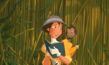 """""""Tarzan"""" (1999)"""
