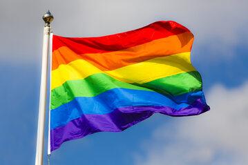 Tęczowa flaga