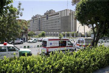 Teheran po zamachu