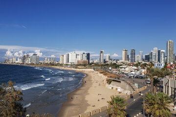 Tel Awiw, zdj. ilustracyjne