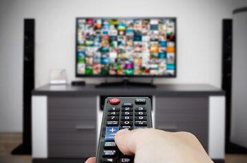 Telewizor, zdjęcie ilustracyjne
