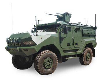 Ten pojazd wojskowy będzie budowany w Stalowej Woli