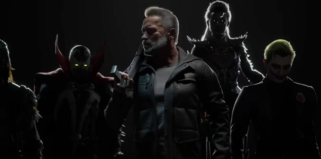 Terminator T-800 w zwiastunie DLC do Mortal Kombat 11