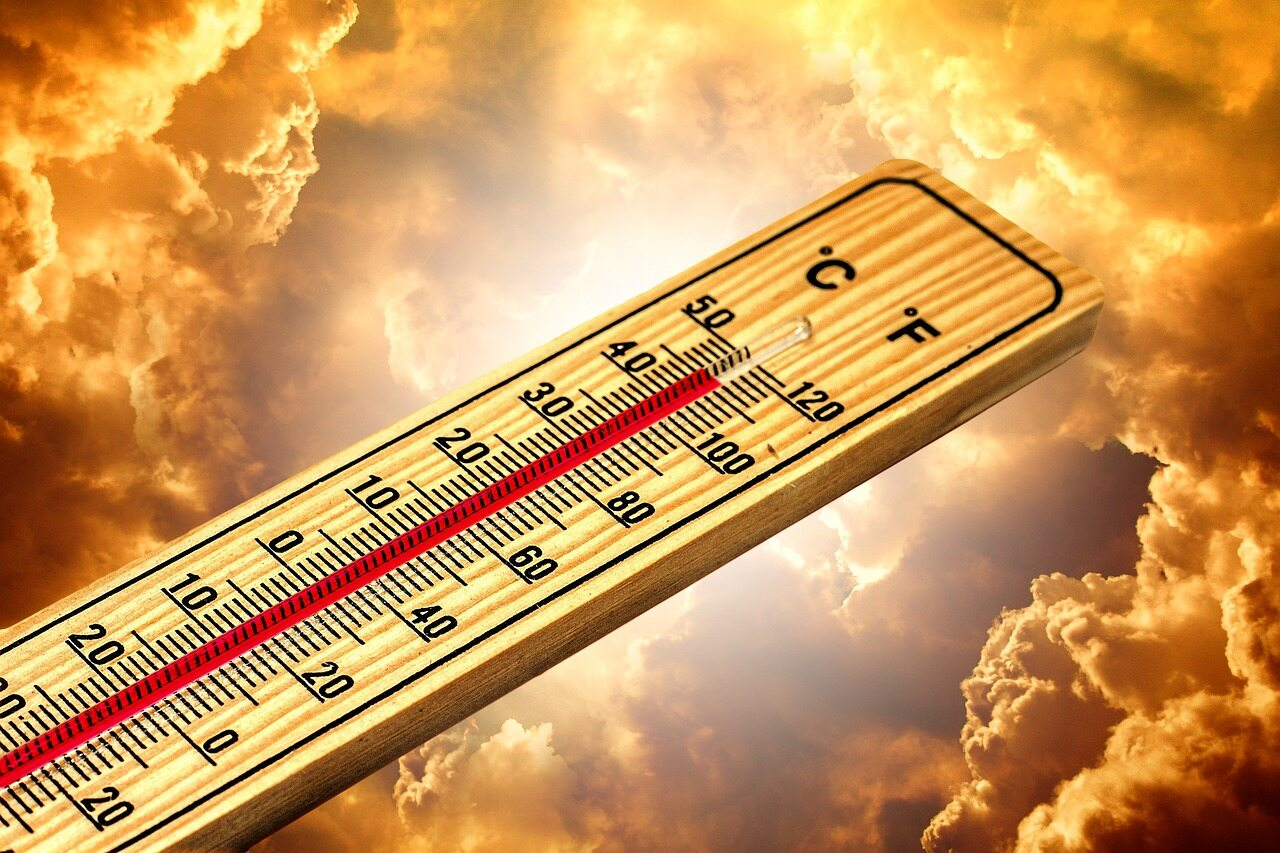Termometr, zdj. ilustracyjne