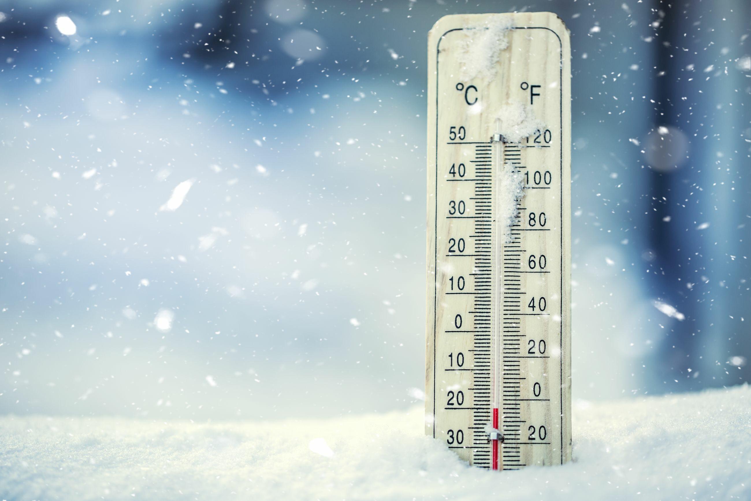 Termometr, zdjęcie ilustracyjne