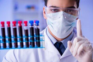 Test krwi na raka?
