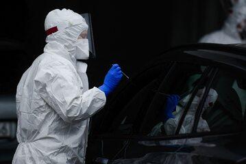 Testy na obecność koronawirusa w Krakowie