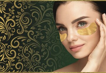THE BEST Golden Eye Patches (Pure Perfection 100N®)