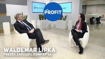 THE PROFIT #65: Waldemar Lipka, Kompap SA