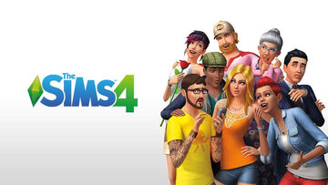 """""""The Sims 4"""""""