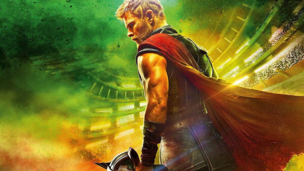 Thor: Ragnarok - kolorowy świat