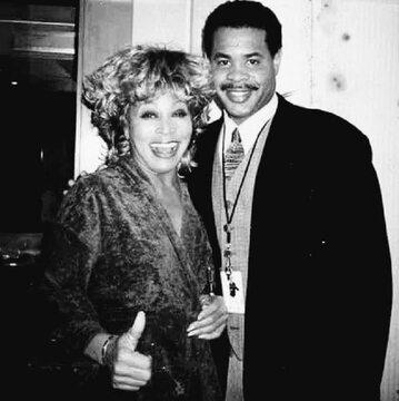 Tina Turner i Craig Turner
