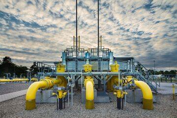 Tłocznia gazu Odolanów