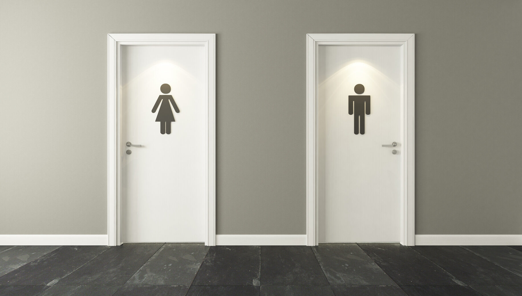 Toalety, zdjęcie ilustracyjne