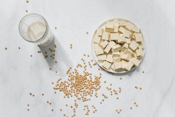Tofu, soja