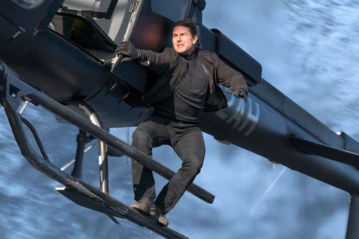 """Tom Cruise w """"Mission: Impossible – Fallout"""" (2018)"""