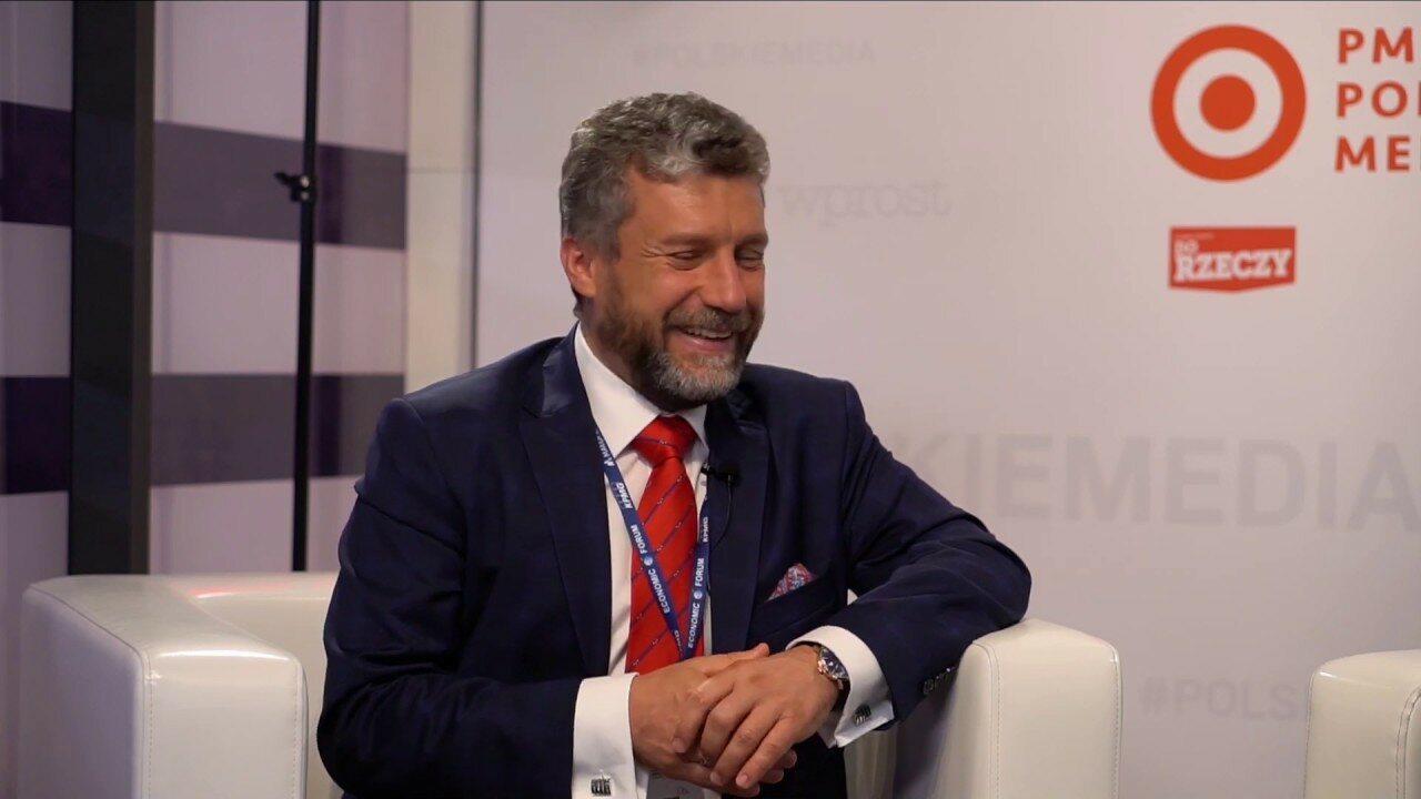 Tomasz Nasiłowski - Prezes Zarządu Inphotech