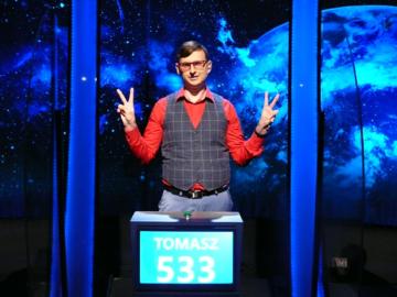 """Tomasz Orzechowski, uczestnik programu """"Jeden z dziesięciu"""""""
