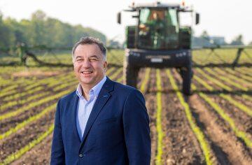 Tomasz Zdziebkowski, prezes zarządu Grupy Top Farms