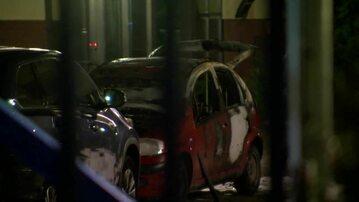 Toruń. Samochód podpalony przed siedzibą Radia Maryja
