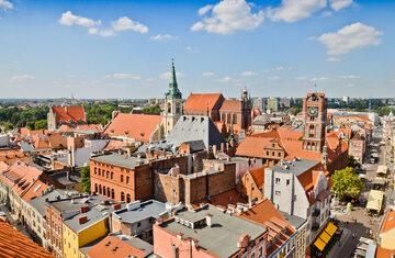 Toruń, zdjęcie ilustracyjne