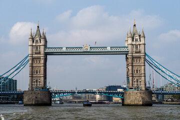 Tower Bridge nad Tamizą