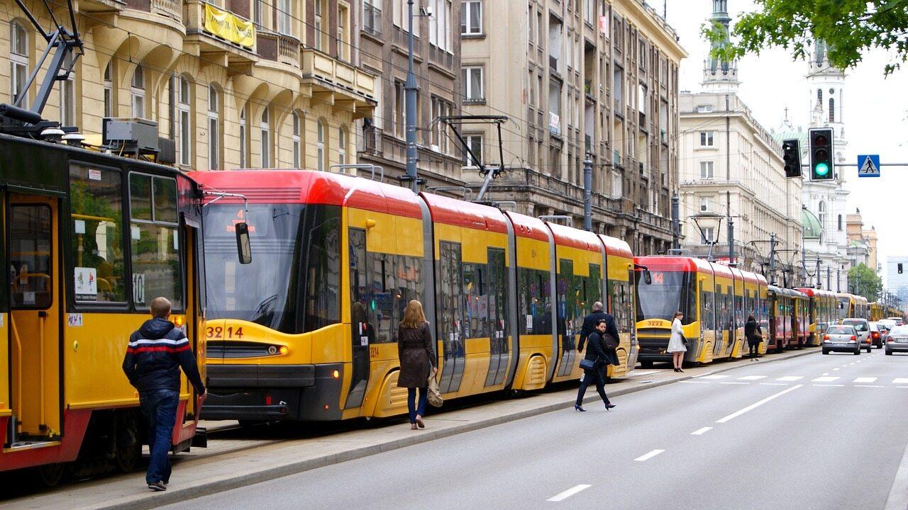 Tramwaje warszawskie, zdjęcie ilustracyjne