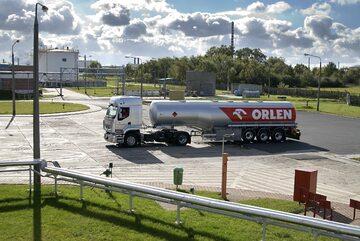 Transport ropy PKN Orlen, zdj. ilustracyjne