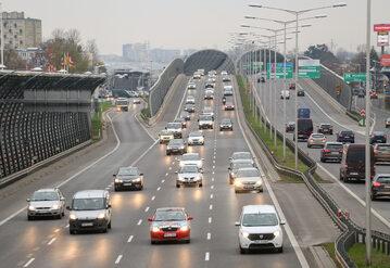 Trasa Toruńska w Warszawie, zdjęcie ilustracyjne