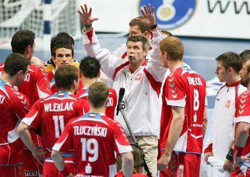 Trener Bogdan Wenta
