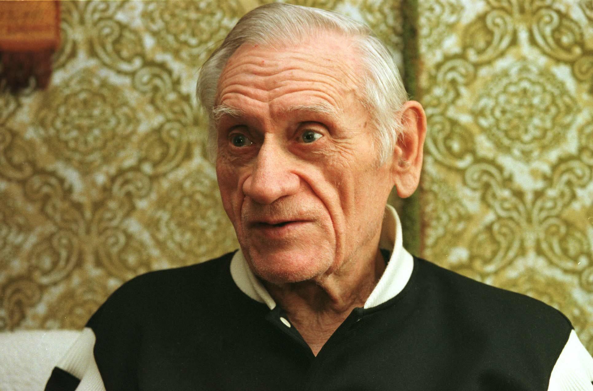 Trener Kazimierz Górski
