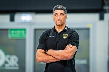 Trener reprezentacji Niemiec, Andrea Giani