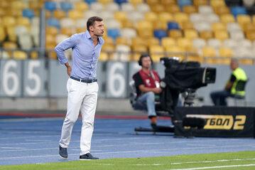 Trener Ukrainy, Andrij Szewczenko