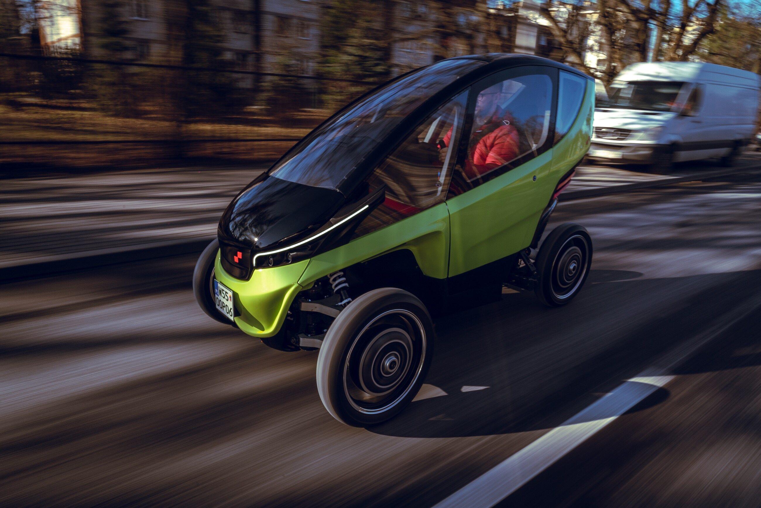Triggo, polski samochód elektryczny