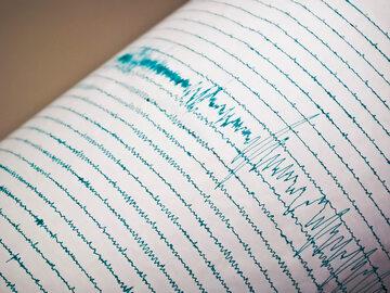 Trzęsienie ziemi, sejsmograf, zdj. ilustracyjne